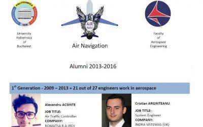 Alumni AirNav 2013-2016