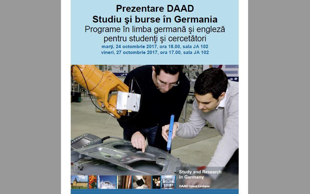 DAAD Scholarship Offer