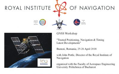 Royal Institute of Navigation Event