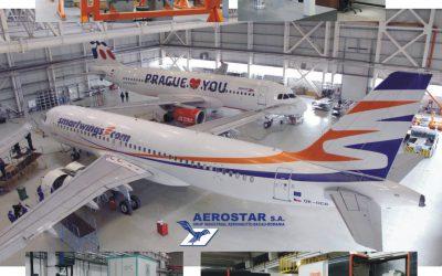 Sponsorship S.C. AEROSTAR S.A. Bacau
