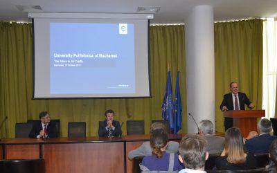 5 months Internship with EUROCONTROL