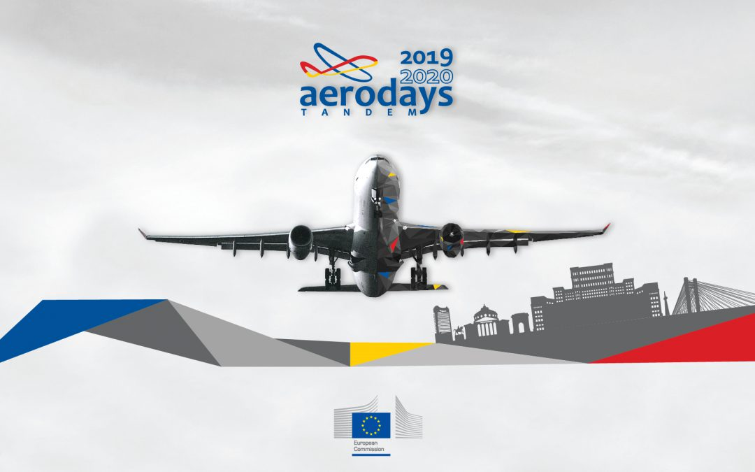 UPB Faculty of Aerospace Engineering at AeroDays 2019