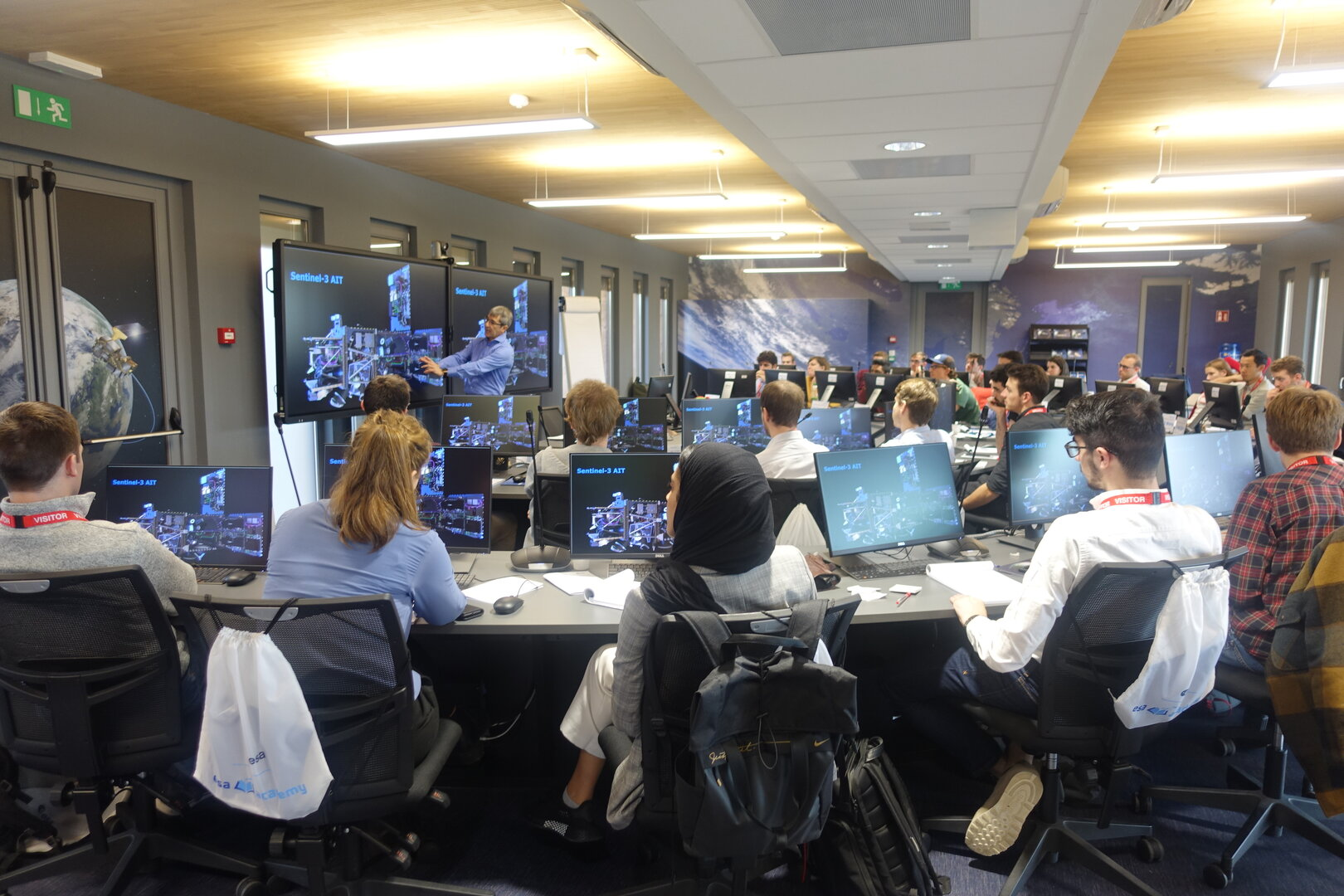 ESA Academy's Space Systems Engineering Training Course 2020